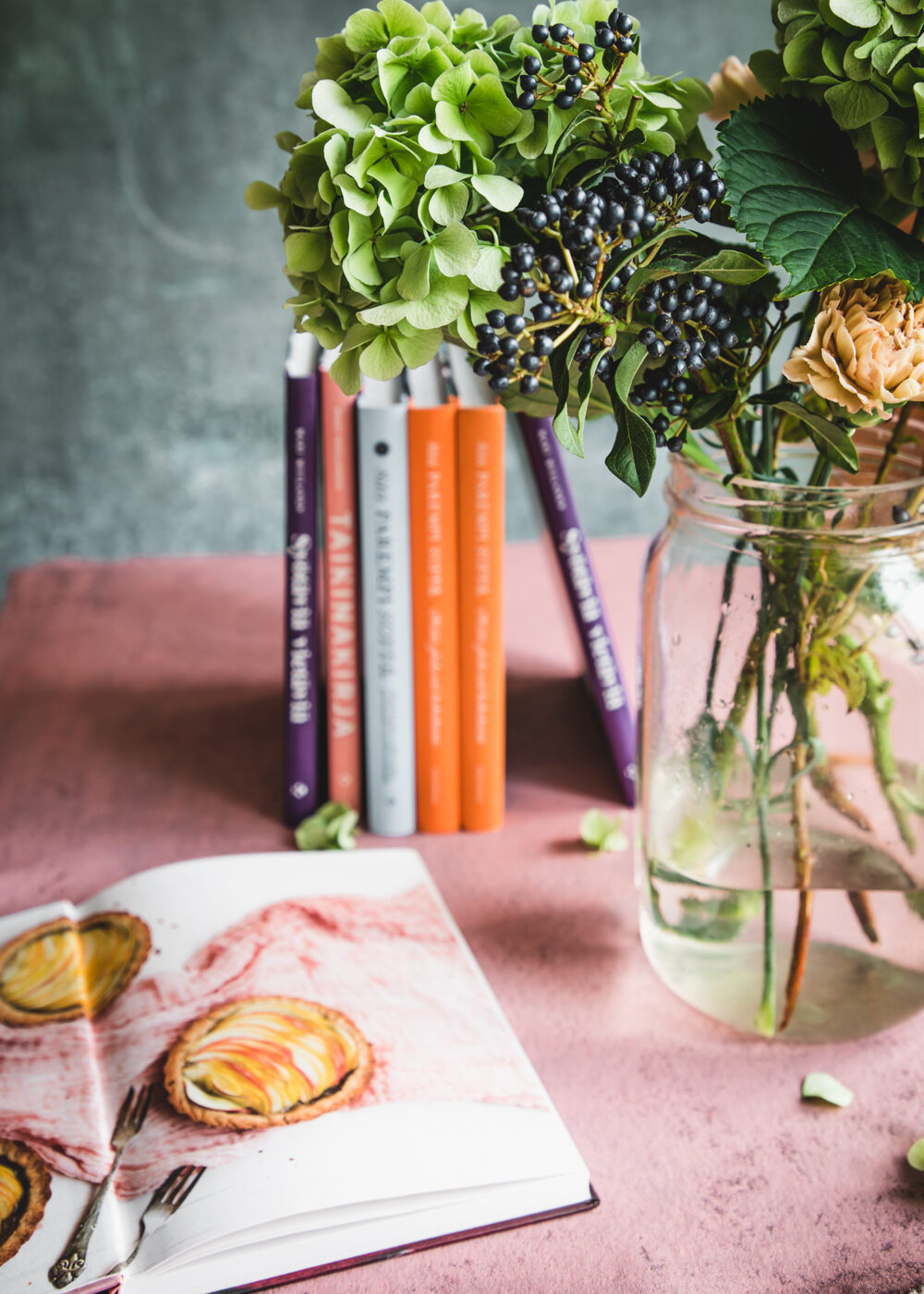mari moilasen keittokirjat, vintagem kirjat