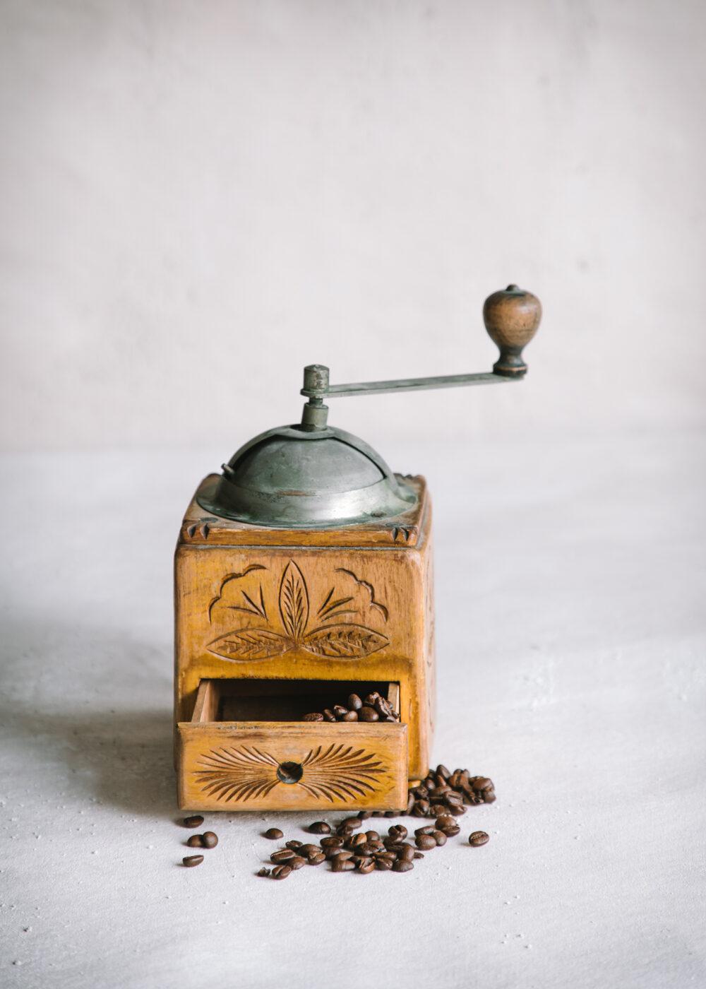 vintage kahvimylly