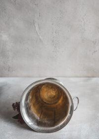 Tuotekuva - Kulmikas, messinkinen samppanjacooler